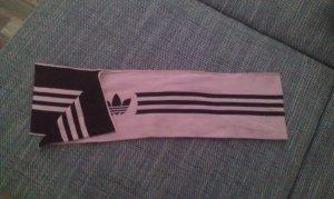 Adidas Schal in braun und rosa