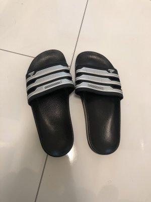 Adidas Sandalo comodo nero