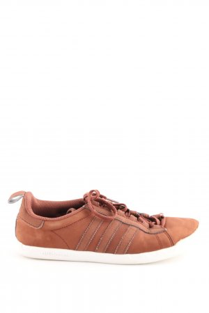 Adidas Schnürschuhe rot Casual-Look