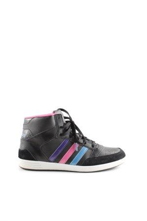 Adidas Schnürschuhe Punktemuster Casual-Look