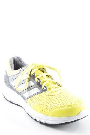 Adidas Schnürschuhe mehrfarbig sportlicher Stil