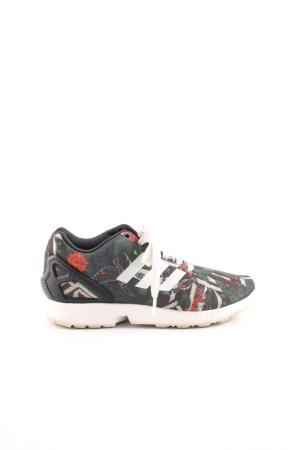 Adidas Schnürsneaker abstraktes Muster schlichter Stil