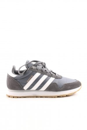 Adidas Lace-Up Sneaker light grey-white casual look