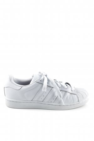 """Adidas Lace-Up Sneaker """"X PHARRELL WILLIAMS SUPERSTAR"""" white"""