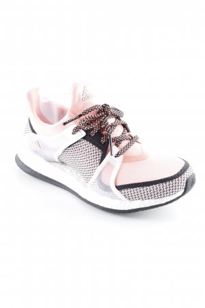 Adidas Schnürsneaker abstraktes Muster sportlicher Stil