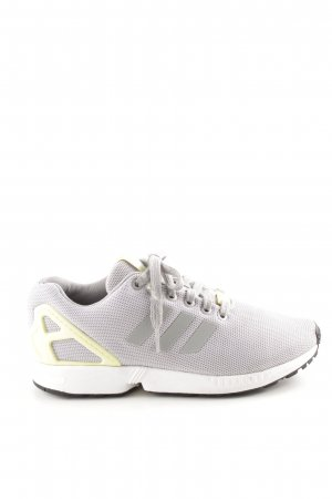 Adidas Lace-Up Sneaker light grey-primrose athletic style