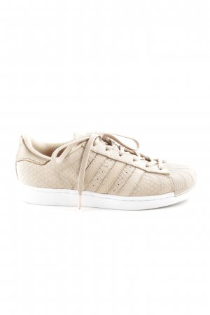 Adidas Zapatilla brogue blanco puro-blanco look casual