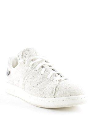 Adidas Sneaker stringata crema stile atletico