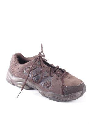 Adidas Schnürsneaker dunkelbraun sportlicher Stil