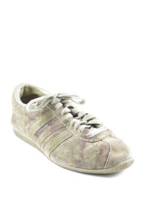 Adidas Sneaker stringata verde scuro-marrone-grigio Colore sfumato