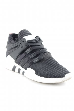 "Adidas Lace-Up Sneaker ""Equipment"" black"