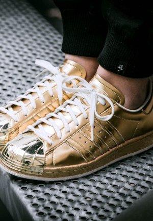 """Adidas Schnürsneaker """"Superstar """" goldfarben"""