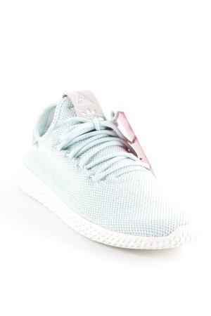 Adidas Schnürsneaker graugrün-weiß Casual-Look