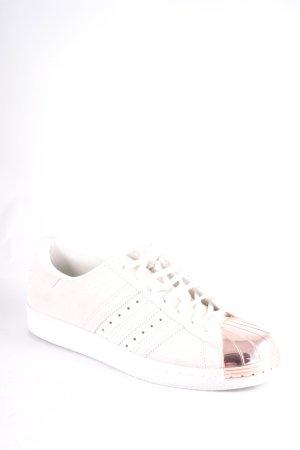 Adidas Schnürsneaker hellbeige-roségoldfarben sportlicher Stil