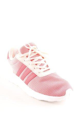 Adidas Schnürsneaker hellrot-lachs Mustermix sportlicher Stil
