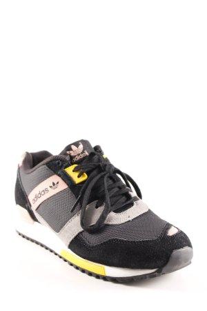 Adidas Sneaker stringata multicolore stile casual