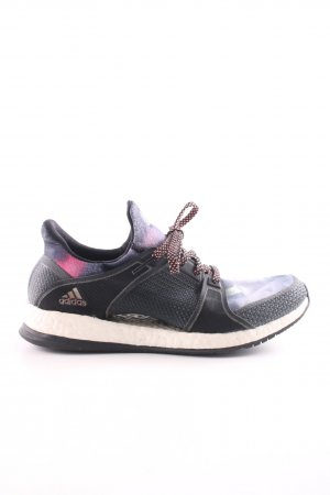 Adidas Schnürsneaker abstraktes Muster Casual-Look