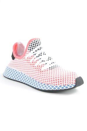 Adidas Schnürsneaker mehrfarbig extravaganter Stil