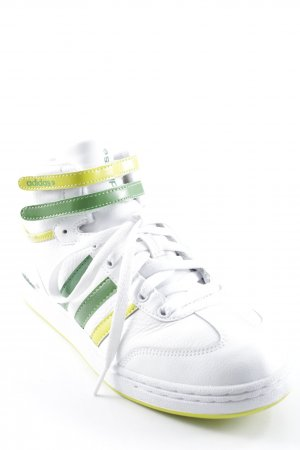 Adidas Sneaker stringata multicolore stile atletico