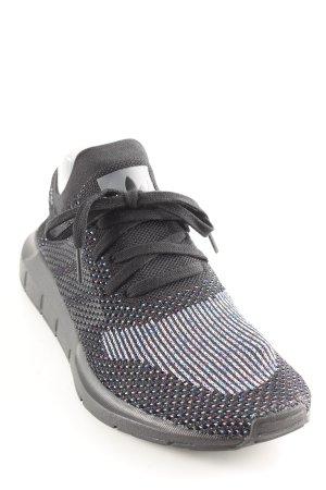 Adidas Schnürsneaker meliert sportlicher Stil