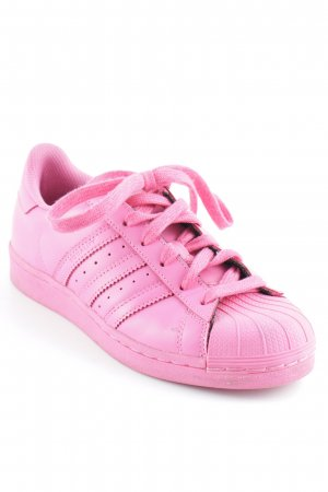 "Adidas Sneaker stringata ""Pharrell Williams"" fucsia neon"