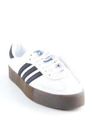 """Adidas Sneakers met veters """"Sambarose W """""""