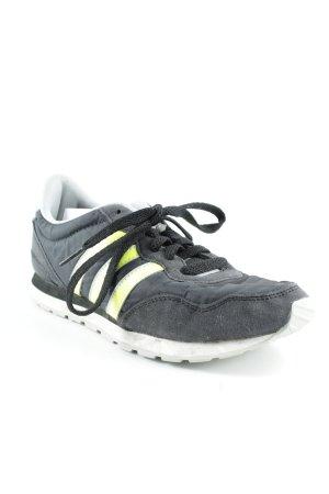 Adidas Schnürsneaker Streifenmuster sportlicher Stil