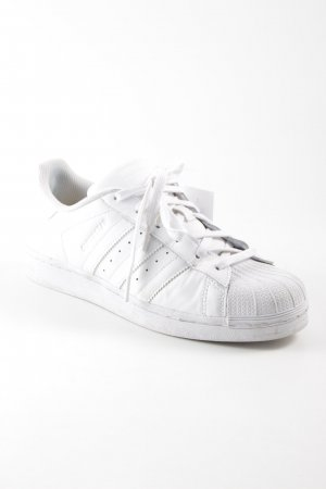 "Adidas Schnürsneaker ""Superstar ftwr white Junior"" weiß"