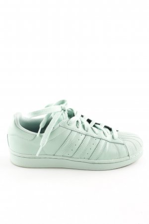 "Adidas Schnürsneaker ""Superstar Supercolor BLUSH GREEN"" mint"