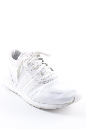 Adidas Schnürsneaker weiß Casual-Look