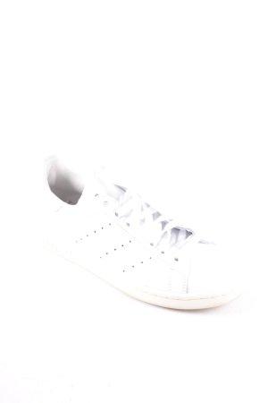 Adidas Schnürsneaker weiß Retro-Look