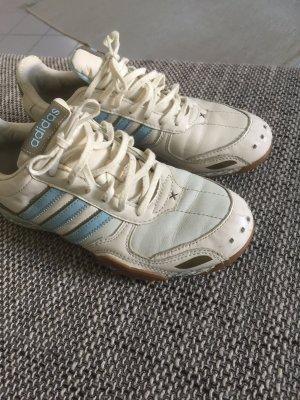 Adidas Schuh, beige hellblau Gr. 37 1/3