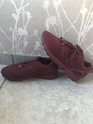 Adidas Originals Lace-Up Sneaker bordeaux