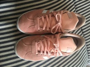 Adidas Lace-Up Sneaker pink-apricot