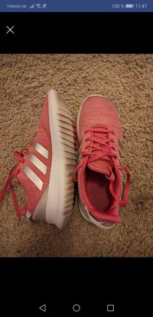 Adidas Originals Basket à lacet rose