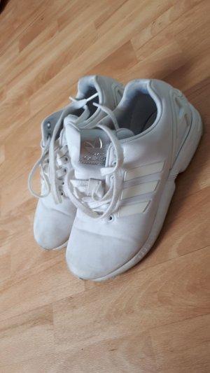 Adidas Zapatilla brogue blanco