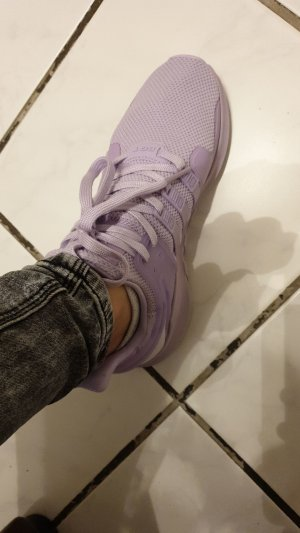 Adidas Zapatilla brogue púrpura