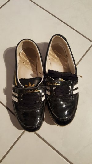Adidas Scarpa slip-on nero-oro