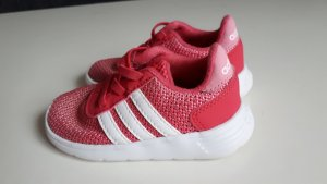 Adidas Basket velcro rose