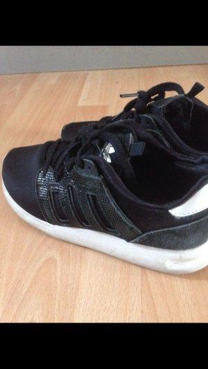 Adidas Schuhe in Glitzer Optik