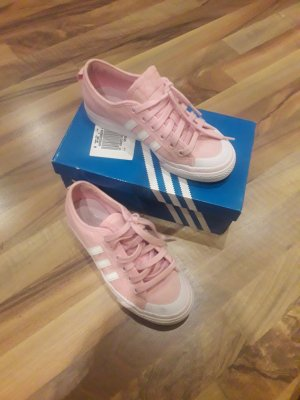 Adidas Basket rosé-rose