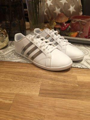 Adidas Schuhe Silber Neu