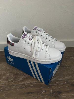 Adidas Schuhe sneaker weiß bunt Stan smith 38 Blogger neu 38