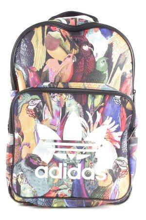 Adidas Schoolrugzak dierenprint casual uitstraling