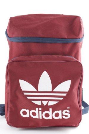 Adidas Zaino per la scuola multicolore logo stampato