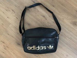 Adidas Sac porté épaule noir-doré