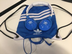 Adidas Sennheiser HD 220 Kopfhörer