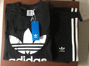 Adidas Twin Set tipo suéter black-white