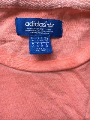 Adidas Oversized Shirt rose-gold-coloured