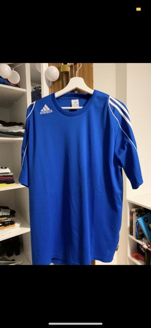 Adidas Oversized shirt blauw
